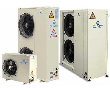 Pompes à chaleur Clivet Elfo Energy Extended