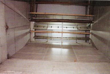 Grâce à un système de trappes, l'air entrant est dirigé soit directement dans les combles soit vers l'échangeur de chaleur.